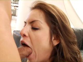 hot nice tits sucks and gets fucked
