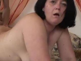 fleshy amateur woman rammed by a dude