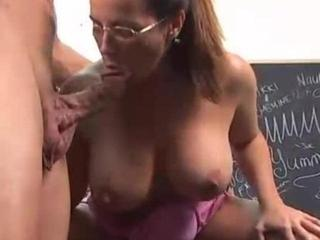fleshy mom experience some huge cock